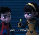 MISI: LEGASI
