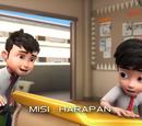 MISI: HARAPAN