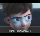 MISI: KEMBALI
