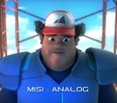 MISI: ANALOG