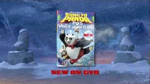 Kung Fu Panda Holiday television spots
