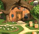 Дом Медведя