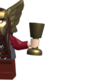 Autocrat Dwarf (Trigger Happy the Gremlin)
