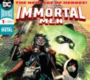 The Immortal Men Vol 1 1