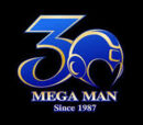 Mega Man 30th Anniversary