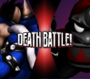 Dark Bowser VS Shadow Dedede