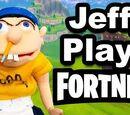 Jeffy Plays Fortnite!