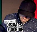 Dis Raps For Hire - Season 2 Episode 10: Brandon