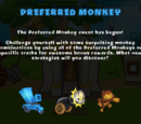 Preferred Monkey