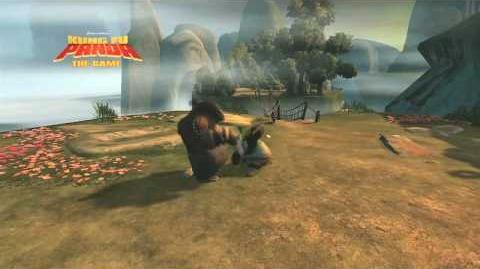 Kung Fu Panda (VG) (2008) - Combat Trailer