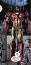 Bruce Banner (Earth 616), Iron Man Armor Model 26 MK I from Incredible Hulk Vol 2 73 002.PNG
