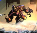 Anthony Stark (Earth-616), Iron Man Armor Model 26 MK II from Incredible Hulk Vol 2 72 002.PNG