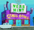 Near Mint Comic Books