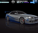 Nissan C-West Skyline GT-R (BNR34)
