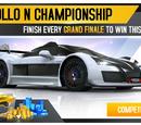 Championship/Apollo N
