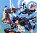 Air Gear (Canon, Manga/Anime Universe)/Young-Jah