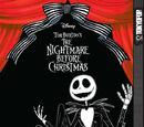 The Nightmare Before Christmas Manga