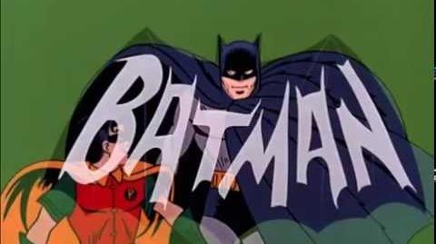 Batman 1966 Television Series HD - Theme Song Opening & Closing Credits in 1080p High Definition