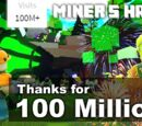 100 Million Visits Event