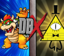 Bowser vs Bill Cipher