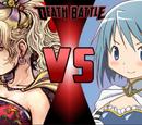 Terra Branford vs. Sayaka Miki