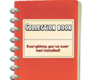 Customization/Collection Book