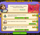 Outdoor Cooking: Grass 1 Expansion
