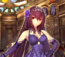 Heroic Spirit Formal Dress: Scáthach