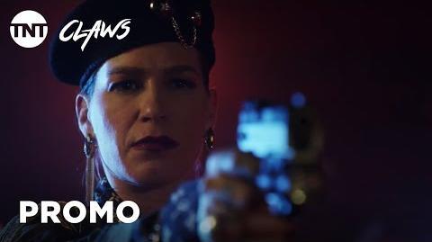 Claws Let's Do This - Season 2 Premieres June 10 PROMO TNT