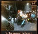 Schrapnellschuss