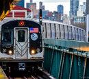 R160A (New York City Subway car)