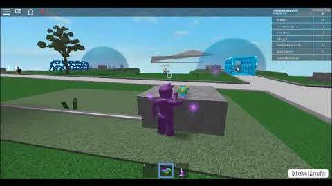 Roblox OMG i have a limited item and lucky block wars