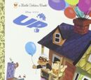 Up (Little Golden Book)