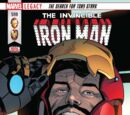 Invincible Iron Man Vol 1 599