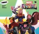 Marvel Rising Vol 1 0
