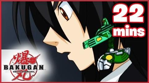 Bakugan Battle Brawlers Countdown to Doomsday Ep. 179