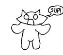 MeowMeow Fan Flash