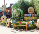 Toy Story Land (Hong Kong Disneyland)