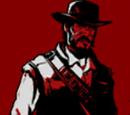 Vestito da cowboy
