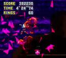 Metal Sonic Kai (Mania)