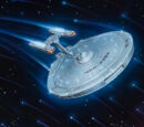 23rd century Terran Empire starship classes