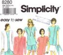 Simplicity 8280 B