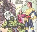 Warskrulls (Skrull Sub-Species)