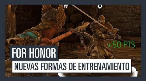 YonedgeHp/For Honor se actualiza con su nuevo modo entrenamiento