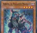 Ahrima, el Vigilante Malvado