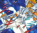 Hyōga de Cygnus