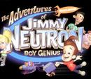 The Adventures of Jimmy Neutron Boy Genius