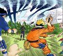 Adam of darkness/Naruto: Land of Waves Arc