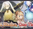 """""""Five Blades, One Thief"""""""