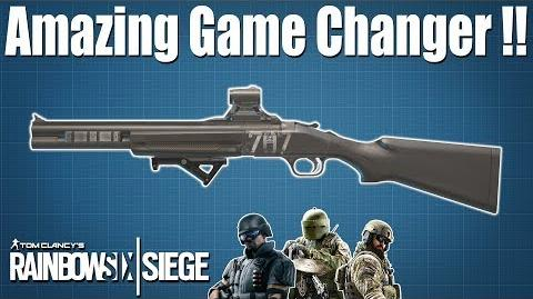 Weapons of Tom Clancy's Rainbow Six Siege: Operation White Noise
